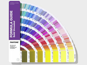 Pantone Formula Guide Solid Uncoated 2161 Colours Only 2 At This Price New