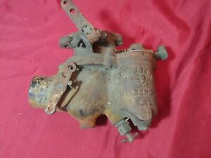 Stromberg Ur 3 4 Carburetor Early Wisconsin Other Engines 1930s