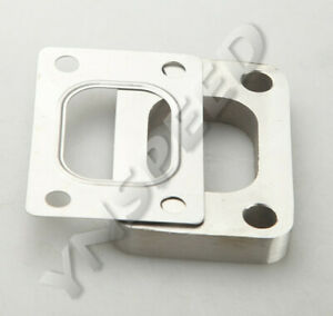 T25 T28 Stainless Steel Manifold Turbo Charger Turbine Inlet Flange Gasket