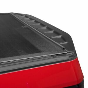 15 19 Ford F150 Tailgate Spoiler Satin Black Smooth Paintable