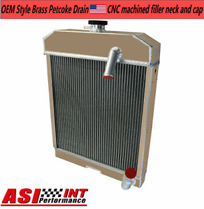 Tractor Radiator For Ford New Holland 501 600 601 700 701 800 801 Nca8005
