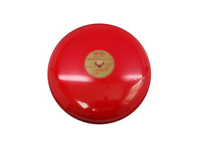 Edwards Est 439d 10aw r 24 Vdc Red Fire Alarm Bell cta