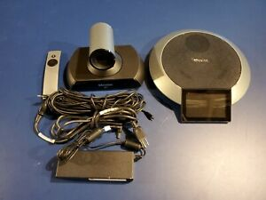 Lifesize Icon 400 Video Conference System Phone Hd Great Condition