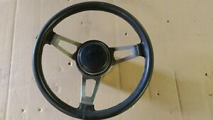 1970 Oem Mopar Tuff Steering Wheel W Adapter Plymouth Dodge Cuda Roadrunner