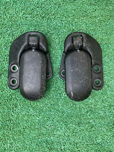 90 05 Mazda Mx 5 Miata Oem Soft Top Convertible Latch Latches Set Hard Top Oem