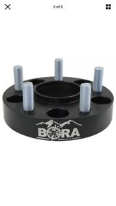 2 New Chevrolet S 10 2 25 Wheel Spacers By Bora Off Road Usa Made