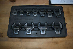 Gearwrench Sae Crow Foot Set