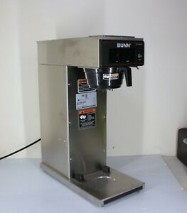 Bunn Airpot Coffee Brewer Model Cwt15 aps W Timer Commercial Restaurant Hotel