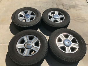 Ford F 150 2005 17 Wheels And Tires 6 Lug