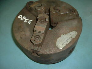 10 3 jaw Lathe Chuck D1 8 Spindle Mount