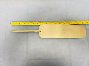 Bw1043029 Bookwalter 3 X 10 Malleable Blade Used