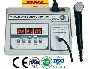 1mhz Chiropractic Ultrasound Therapy Joints Pain Relief Treatment Physiotherapy