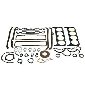Fel Pro 260 1000 Small Block Chevy Overhaul Gasket Kit 55 79 283 327 350 Sbc