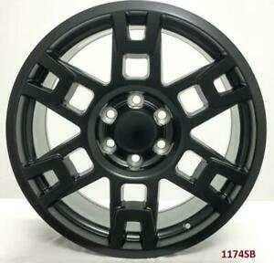 22 Wheels For Toyota Fj Cruiser Trd 2008 To 2014 6x139 7