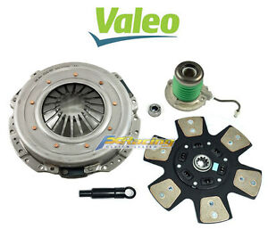 Valeo King Cobra Stage 3 Race Clutch Kit For 2005 10 Ford Mustang Gt 4 6l 8cyl