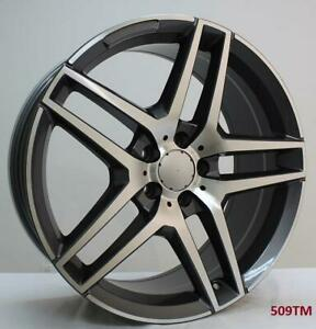 19 Wheels For Mercedes Cls53 2019 Up Staggered 19x8 5 19x9 5