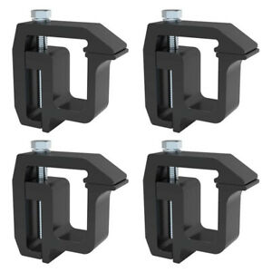4 truck Cap Topper Camper Shell Mounting Clamps Toyota Tacoma Tundra