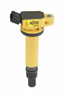 Accel 140495 Ignition Coil Black Yellow
