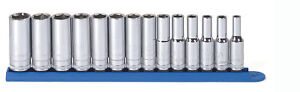 Kd Tools 80554 Socket Set Silver
