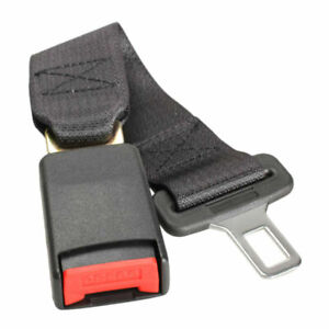Universal 14 Car Seat Belt Seatbelt Safety Extender Extension 7 8 Buckle