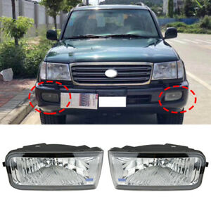For Toyota Land Cruiser Lc100 1998 2007 Front Bumper Fog Driving Light Assembly