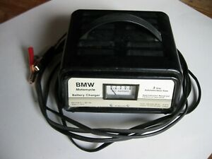 Bmw Motorcycle Battery Charger 08 98000046 3 Amp Made Usa Part 95 61 1 250 700