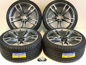20 Inch Wheels Rims And Tires Fit Bmw M5 F90 G30 G31 Style M6 B7 5x1120 65
