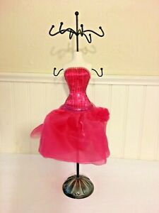 16 Doll Size Mannequin Display Stand Jewelry Holder