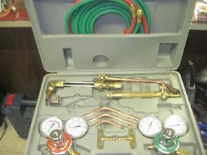 Welding Cutting Torch Kit Made By Ram Tools