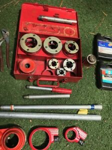 Plumbing Tools Bunddle Lot