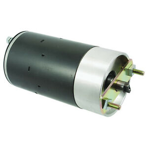 New Motor For Snowbear Snow Plow Winch Superwinch 1102d Tang Shaft Motor