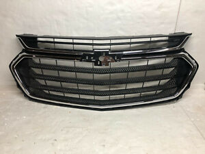 2018 2019 18 19 Chevrolet Traverse Front Grill Grille Oem 23376133
