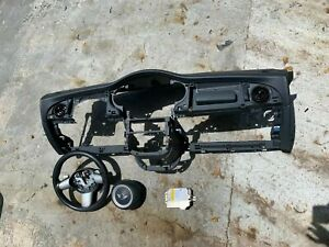2002 2008 Mini Cooper S Dashboard Steering Wheel And Srs Airbags Unit