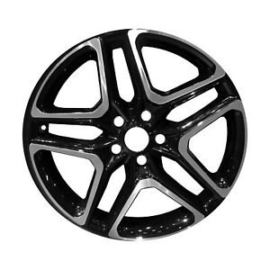 70957 Reconditioned Oem Aluminum Wheel 19x8 Fits 2019 2020 Hyundai Veloster N