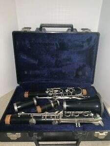 Beginners Evette Clarinet West Germany Serial Number 85003