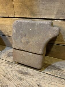 Ford Tractor Front Box Weight 800 900 Series Cast Iron 48 Pounds Pie 3 Digit Old