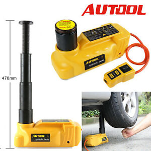 6ton Car Electric Jack Portable 12v Suv Truck Electric Hydraulic Floor Jack Lift
