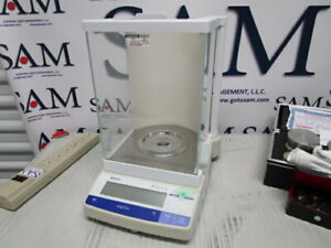 Mettler Toledo Ab104 srs Precision Analytical Balance Digital Scale