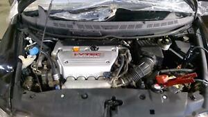 06 11 Honda Civic Si 2 0l K20 Engine 6 Speed Manual Transmission Swap K1 Attack