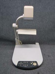Elmo P10s Digital Document Camera projector movie Maker tested Working