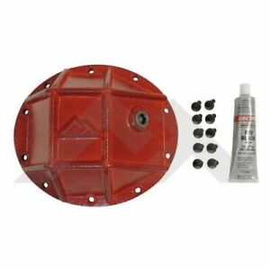 Crown Automotive Rt20025 D35 Hd Rear Differential Cover For Jeep Cherokee New