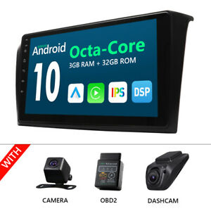 Obd Cam Dvr 9 Android 10 For Mazda 3 2004 2009 Bk Gps Navigation Radio Bluetooth