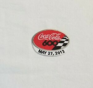 2012 Coca-Cola 600 Lowes Motor Speedway Patch