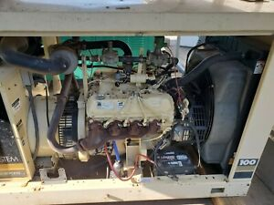 100kw Kohler Enclosed Natural Gas propane Generator Cheap Dependable Power
