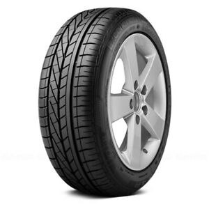 Goodyear Set Of 4 Tires 245 40r17 Y Excellence Rof run Flat Performance
