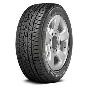 Toyo Set Of 4 Tires 255 55r18 V Celsius Cuv All Season Truck Suv