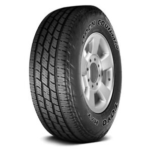 Toyo Set Of 4 Tires 255 70r16 T Open Country H t Ii All Season Truck Suv