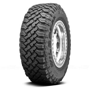 Falken Set Of 4 Tires Lt245 75r16 Q Wildpeak M T All Terrain Off Road Mud