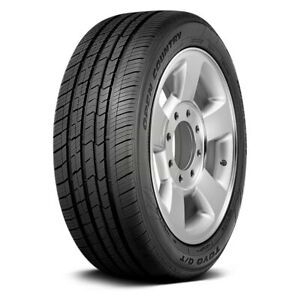 Toyo Set Of 4 Tires 255 55r18 V Open Country Q t All Terrain Off Road Mud