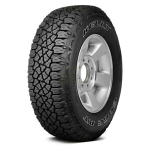 Kelly Set Of 4 Tires 255 70r16 S Edge At All Terrain Off Road Mud